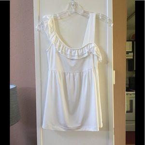 Baby🐱Phat white blouse 👚